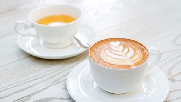 Какую информацию разместить на сайте магазина чая и кофе