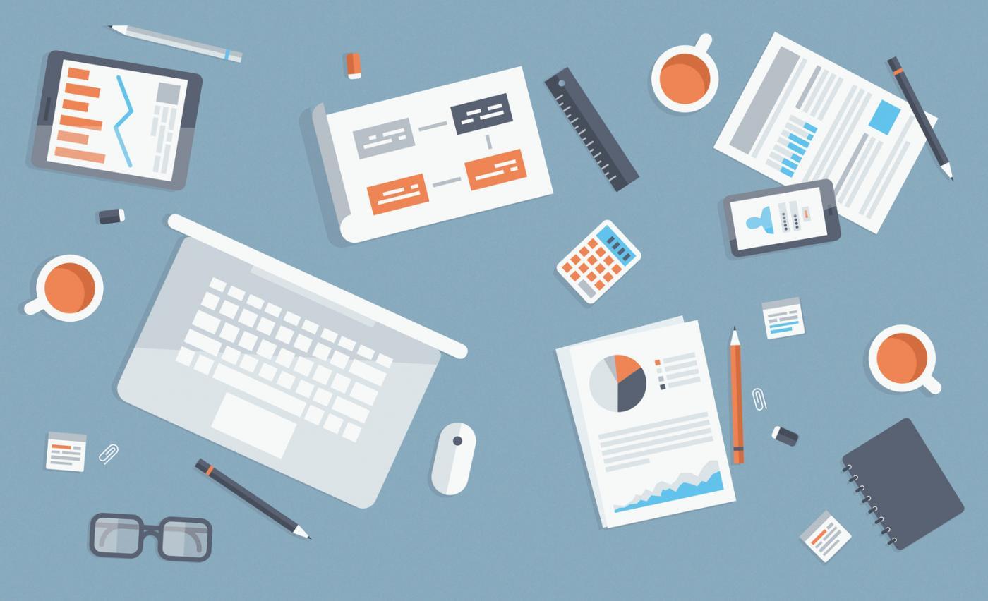 Какую информацию разместить на сайте маркетолога