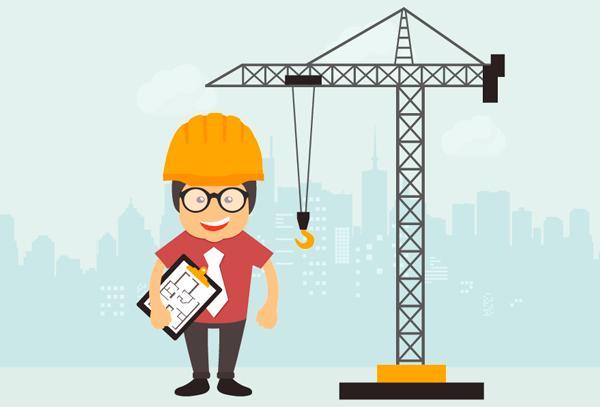 Какую информацию разместить на сайте строительной компании