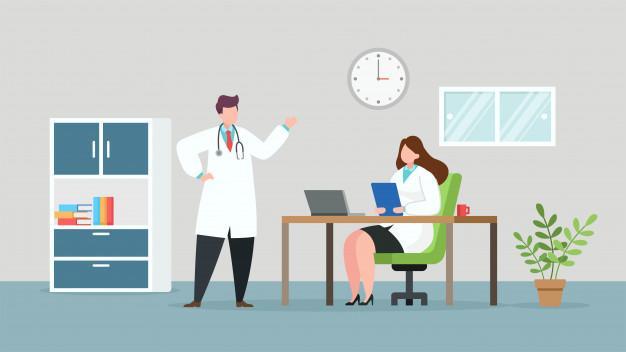 Какую информацию разместить на сайте частного врача