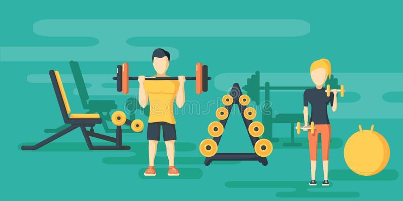 Какую информацию разместить на сайте фитнес-центра