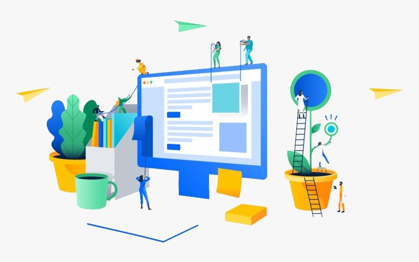 Основные маркетинговые элементы на сайте