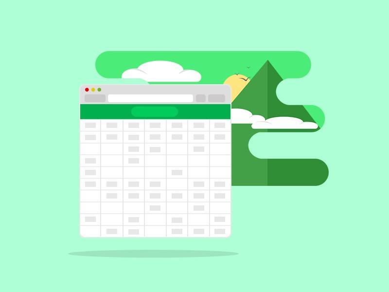 Экспорт товаров в Excel